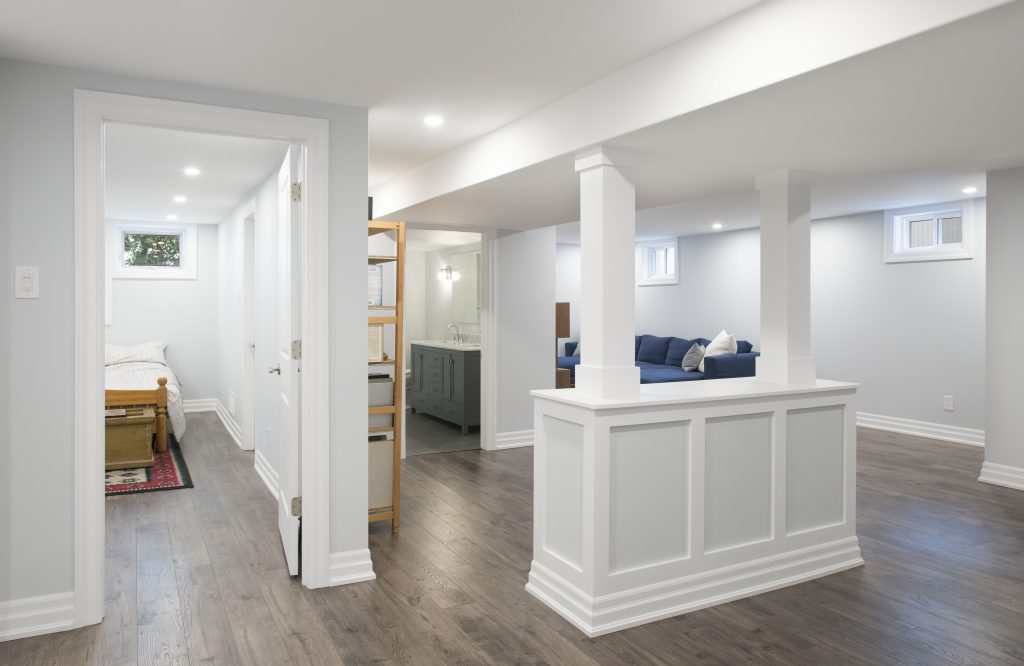 Image of: Transform Your Basement With These Renovation Ideas Sunter Homes
